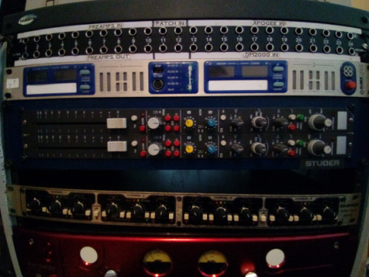 Canales STUDER 961