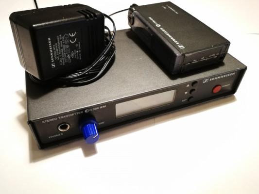 Sennheiser EW300 IEM G1 Sistema de escucha In-Ear