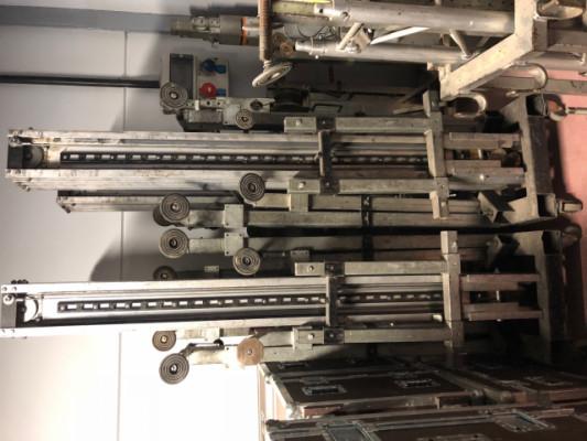 Patas Elevadoras Tipo Gennie VMB 6m 250kg