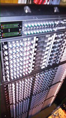 Mesa mackie 24/80 live