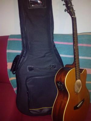 Guitarra Electroacustica Yamaha CPX-5 YN