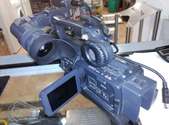 videocamara profesional jvc gy-hd110