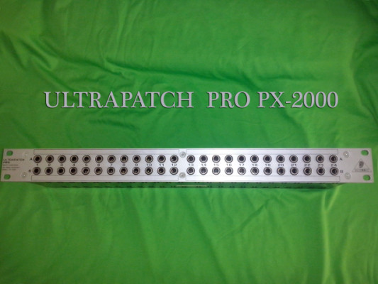 ULTRAPATCH PRO-2000