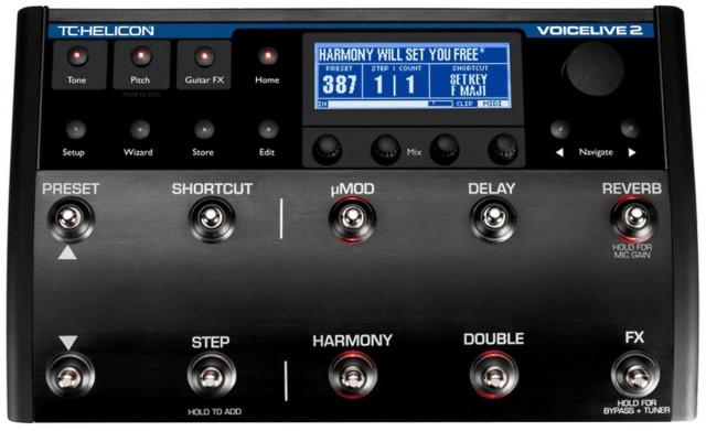Vendo TC Helicon VoiceLive 2