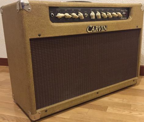 CARVIN BelAir 212 -Amplificador combo válvulas para guitarra