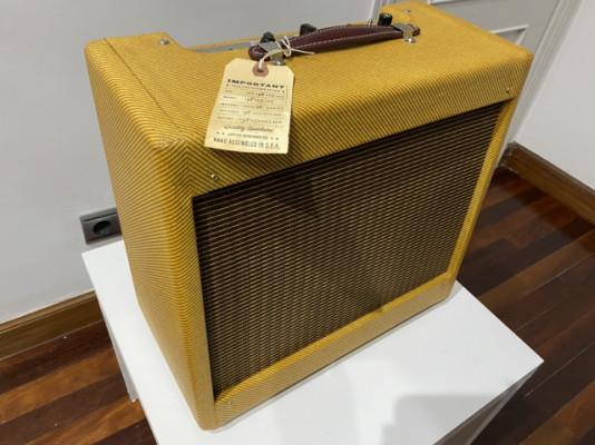 VENDIDO! Replica Fender Tweed PRINCETON 5F2-A