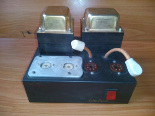 Amplificador de válvulas.(Escucho ofertas)