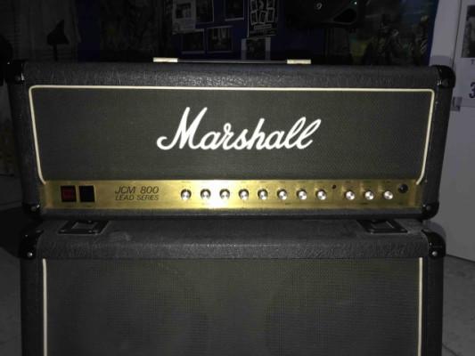 Cabezal Marshall JCM 800 2210