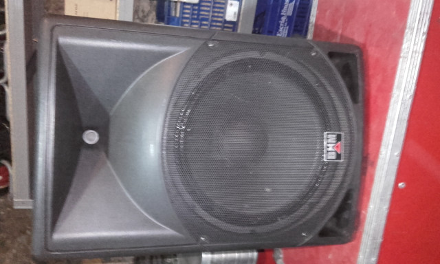 Cajas BHM 215A DSP