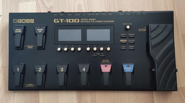 Boss GT100