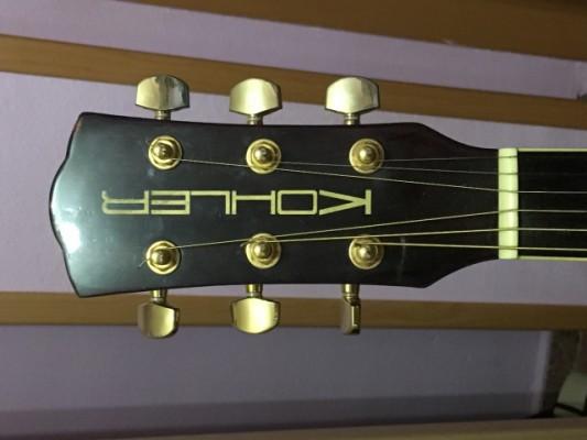 Guitarra Acústica Kohler