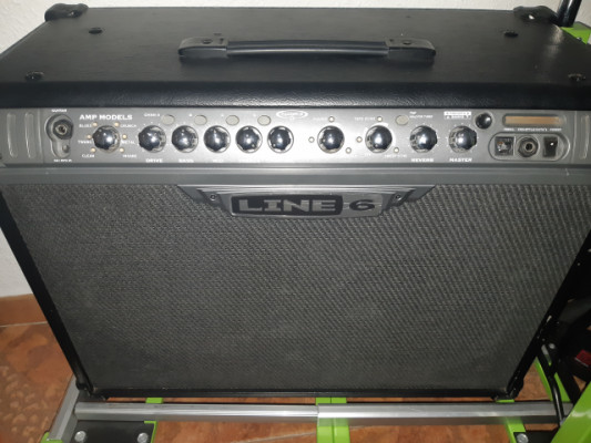 Combo 2x10 line 6 spider lll