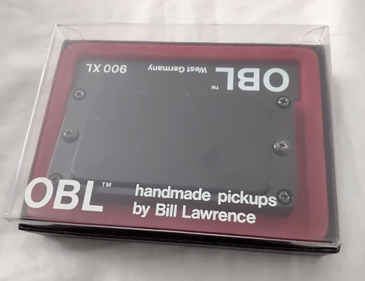 Pastilla OBL BILL Lawrence Germany 900 XL. nueva. Envío incluido