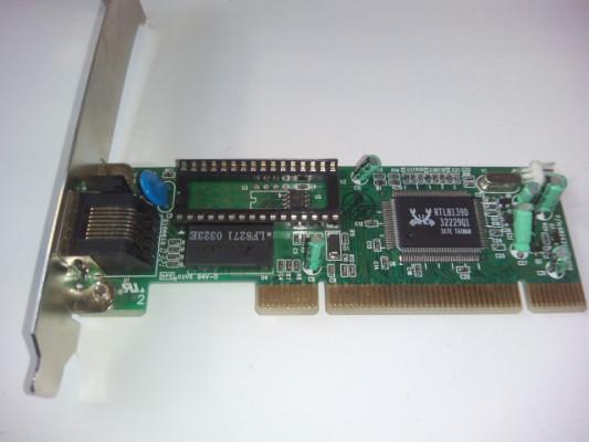 TARJETA DE RED ETHERNET LAN PCI
