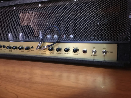 Peavey Windsor, cabezal