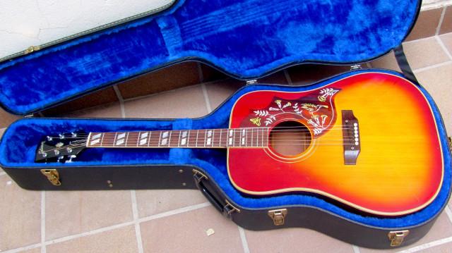 1966 Gibson Hummingbird original