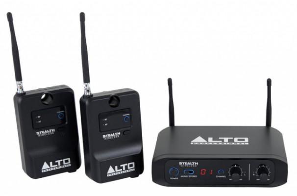 Alto Stealth Wireless