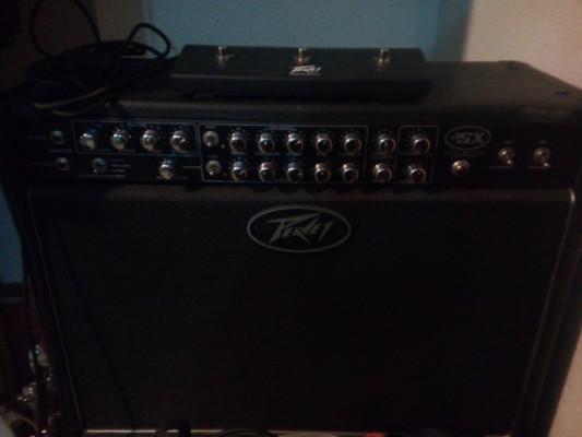 Amplificador combo Peavey JSX Joe Satriani