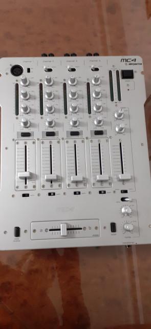 Akiyama mc-4 mix DJ
