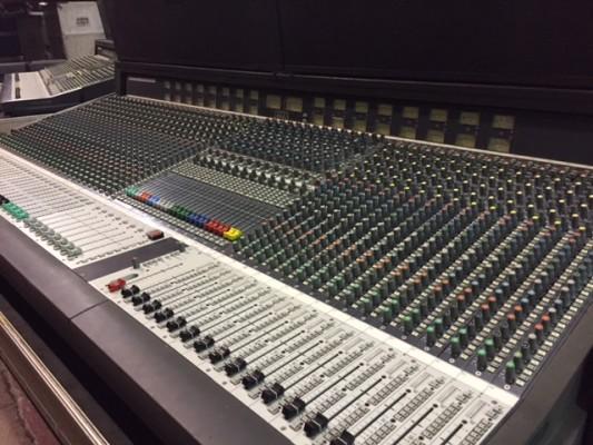 Soundcraft Five 50 ch mesa de mezclas