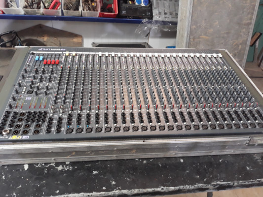 Vendo mesa analogica Soundcraft