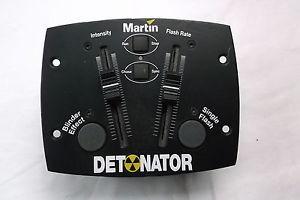 Martin Detonador flash