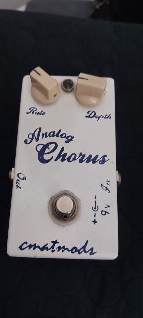 Chorus Cmatmods Analógico
