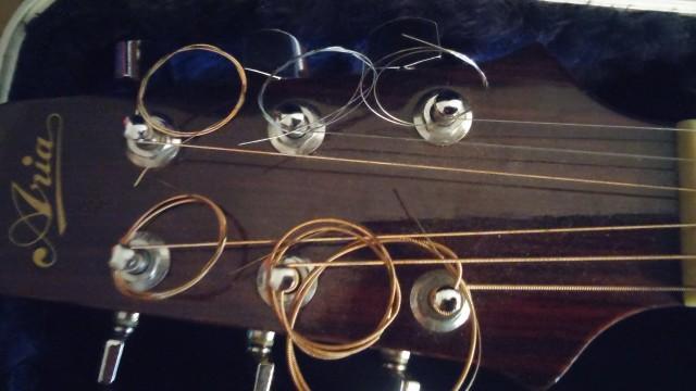 Acústica Aria AW200