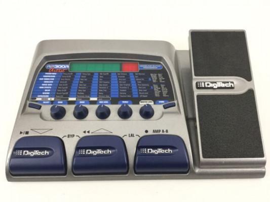 Pedalera Multiefectos para quitarra Digitech RP3000A
