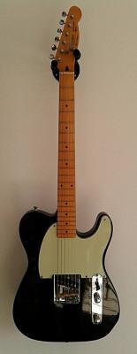 Fender Squier Telecaster Koreana años 80 modificada