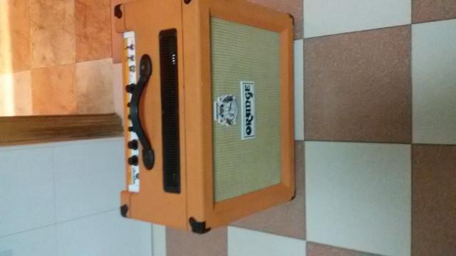 orange rocker 30 clase A