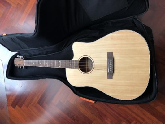 Guitarra electroacústica James Neligan Asyla-DCE