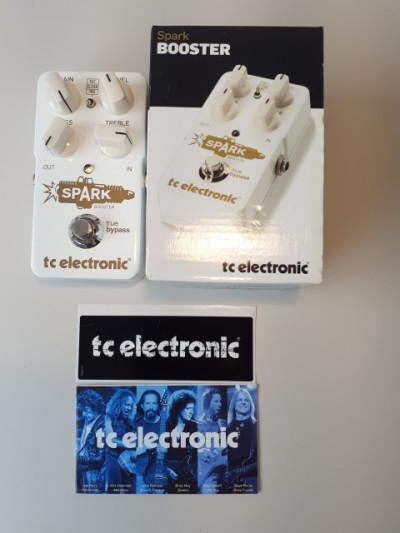 Tc electrinic Spark Booster