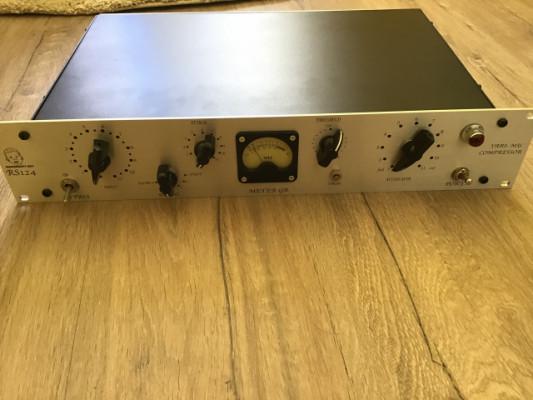 Compresor vari mu rs124
