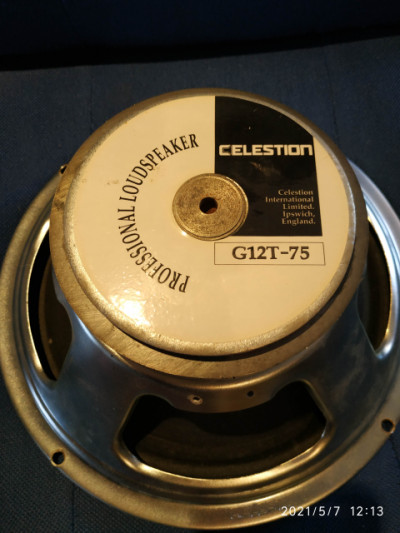 Celestion G12T 75w/8oh-Made in England