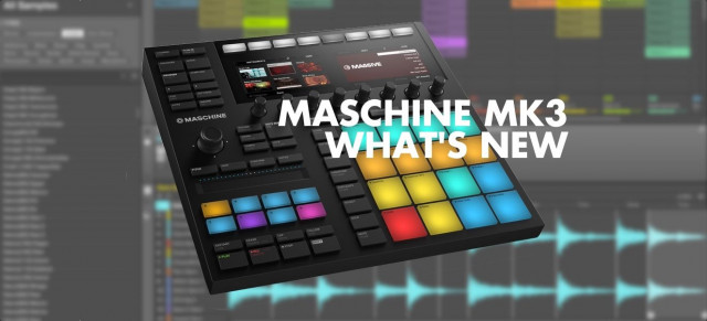 Native Instruments Maschine MK3 Black