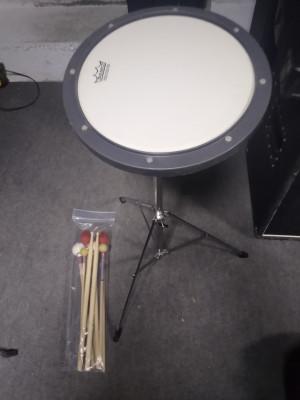 Pad de práctica Percusión