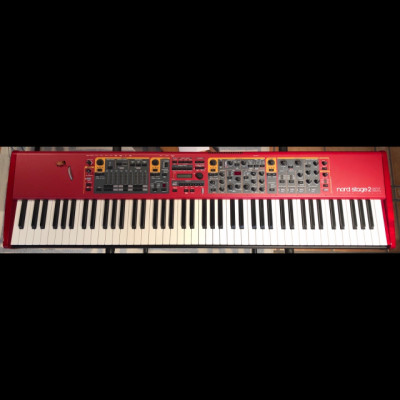 Clavia Nord Stage 2EX 88