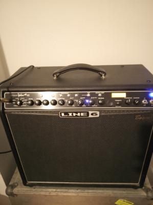 Amplificador a válvulas line 6 Spider valve mkii 112