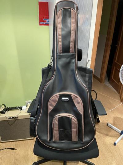 Funda para acustica Thomann Acoustic-Steel Gigbag Premium