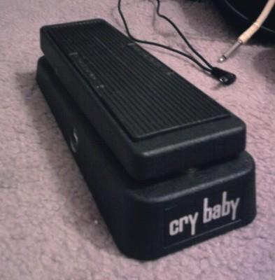 "VENDO ""Wah Wah Dunlop CryBaby"""