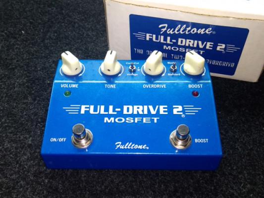 Overdrive FULLTONE Full-Drive 2 Mosfet