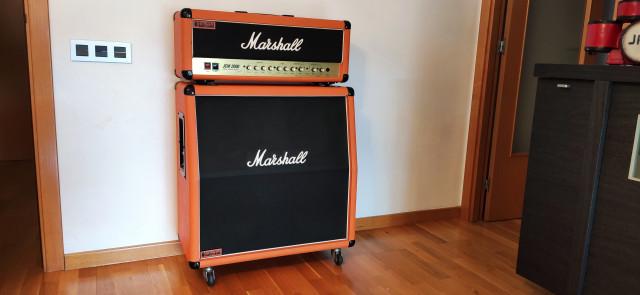 Marshall Orange Crunch (JCM 2000)