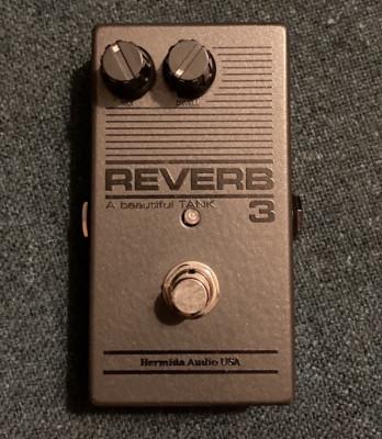 Reverb 3 Hermida Audio USA