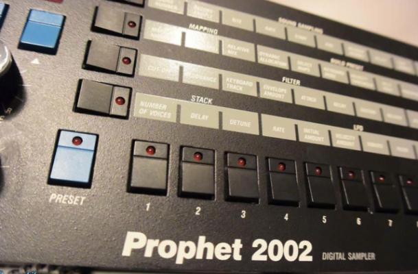 Sampler Prophet 2002