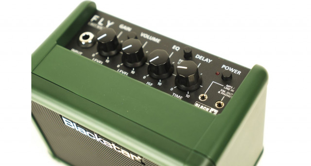 Blackstar FLY Stereo Pack Green Limited Edition CAMBIO POR PEDAL
