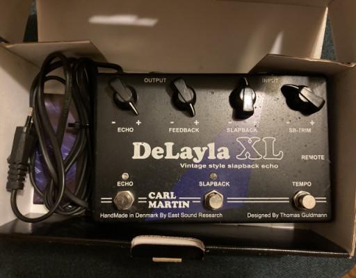DeLayla XL Carl Martin