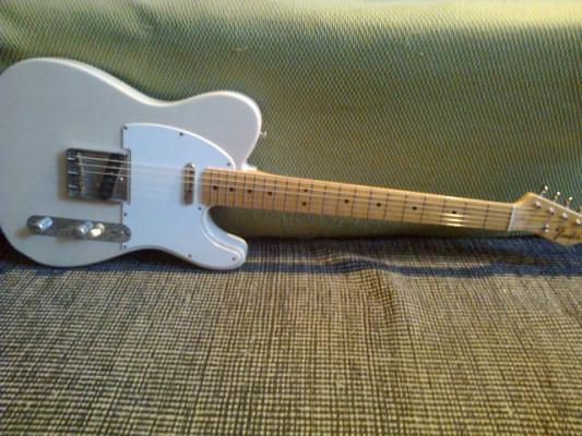 MIJ Fender Telecaster del '93 (video)