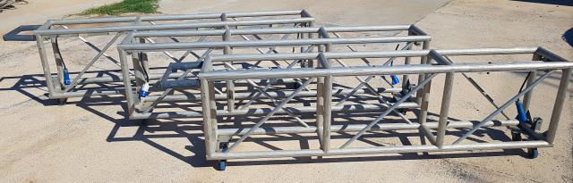 Truss 60x40x250 o cambio por truss plano de 2 metros