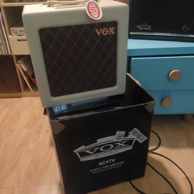 Cambio amplificador Vox AC4TV
